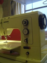 Bernina controls