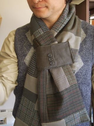 Ed in green scarf