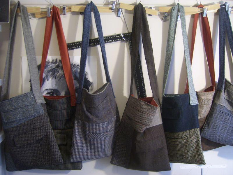 Bag group hanging1