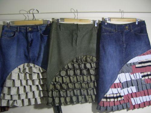Peacock skirt 007