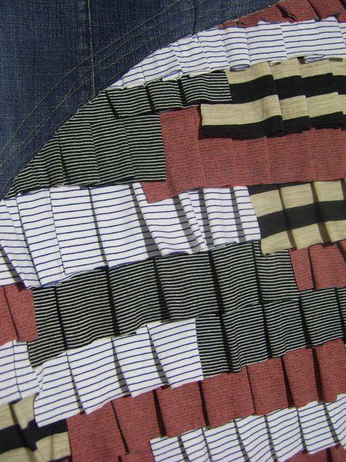 Peacock skirt 008